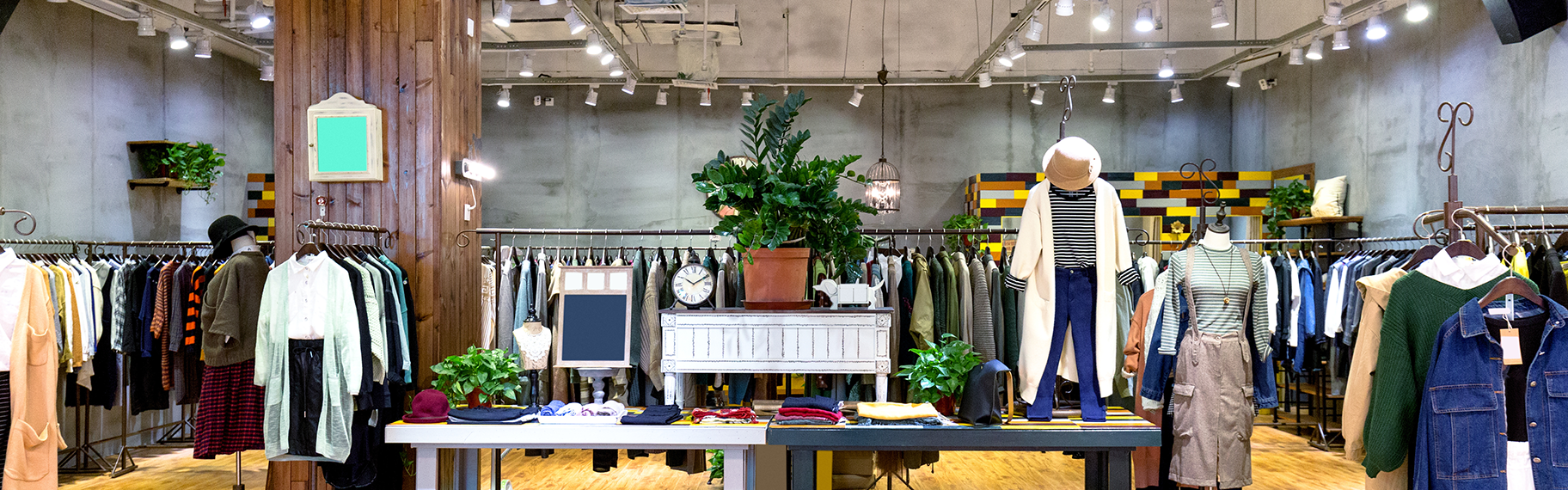 Retail & Shop